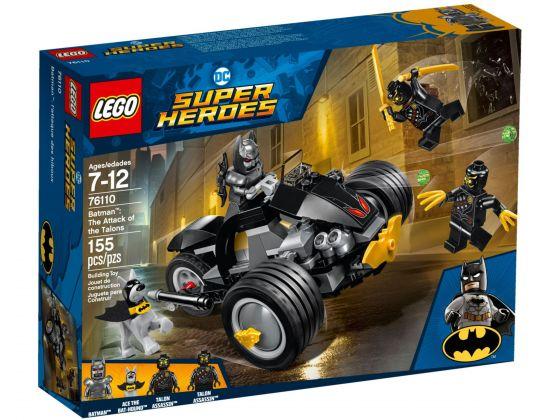 LEGO Super Heroes 76110 Batman: De klauwenaanval