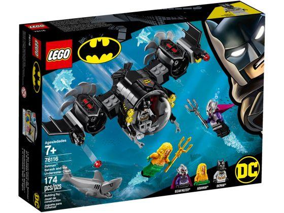 LEGO Super Heroes 76116 Batman Batduikboot