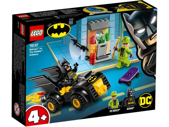 LEGO Super Heroes 76137 Batman vs. de roof van The Riddler