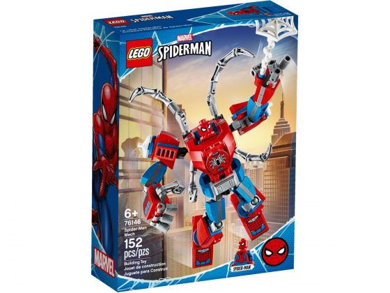 LEGO Super Heroes 76146 Spider-Man Mecha