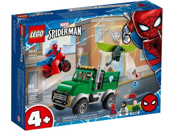 LEGO Super Heroes 76147 Vultures vrachtwagenoverval