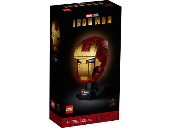 LEGO Super Heroes 76165 Iron Man helm