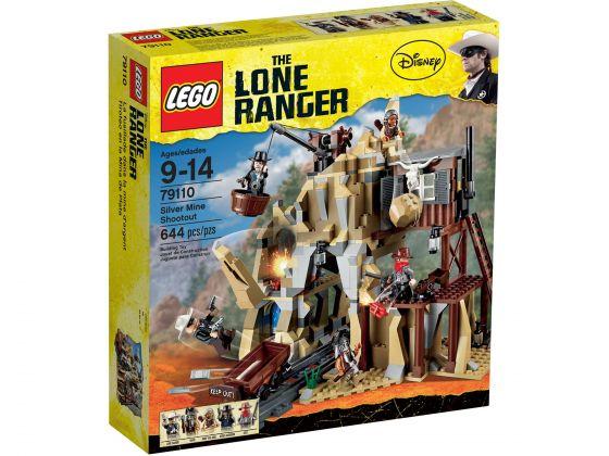 LEGO 79110 Zilvermijn vuurgevecht
