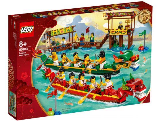 LEGO 80103 Drakenbootrace