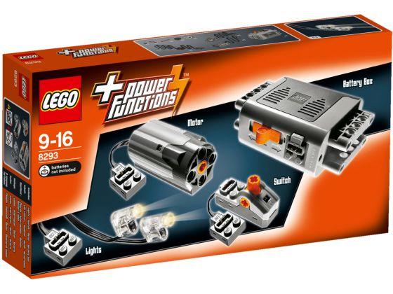 LEGO Technic 8293 Power Functies Motorset