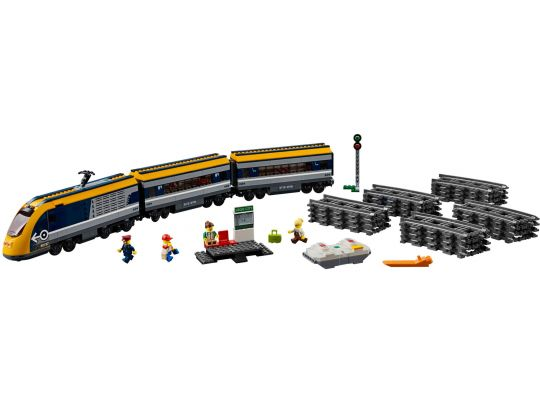 LEGO City 60197 Passagierstrein