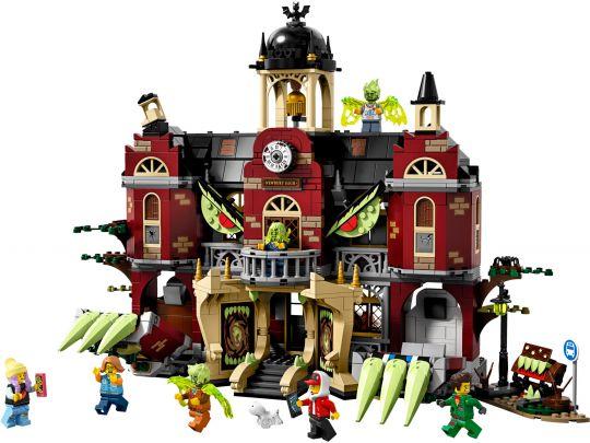LEGO Hidden Side 70425 De Newbury Spookschool