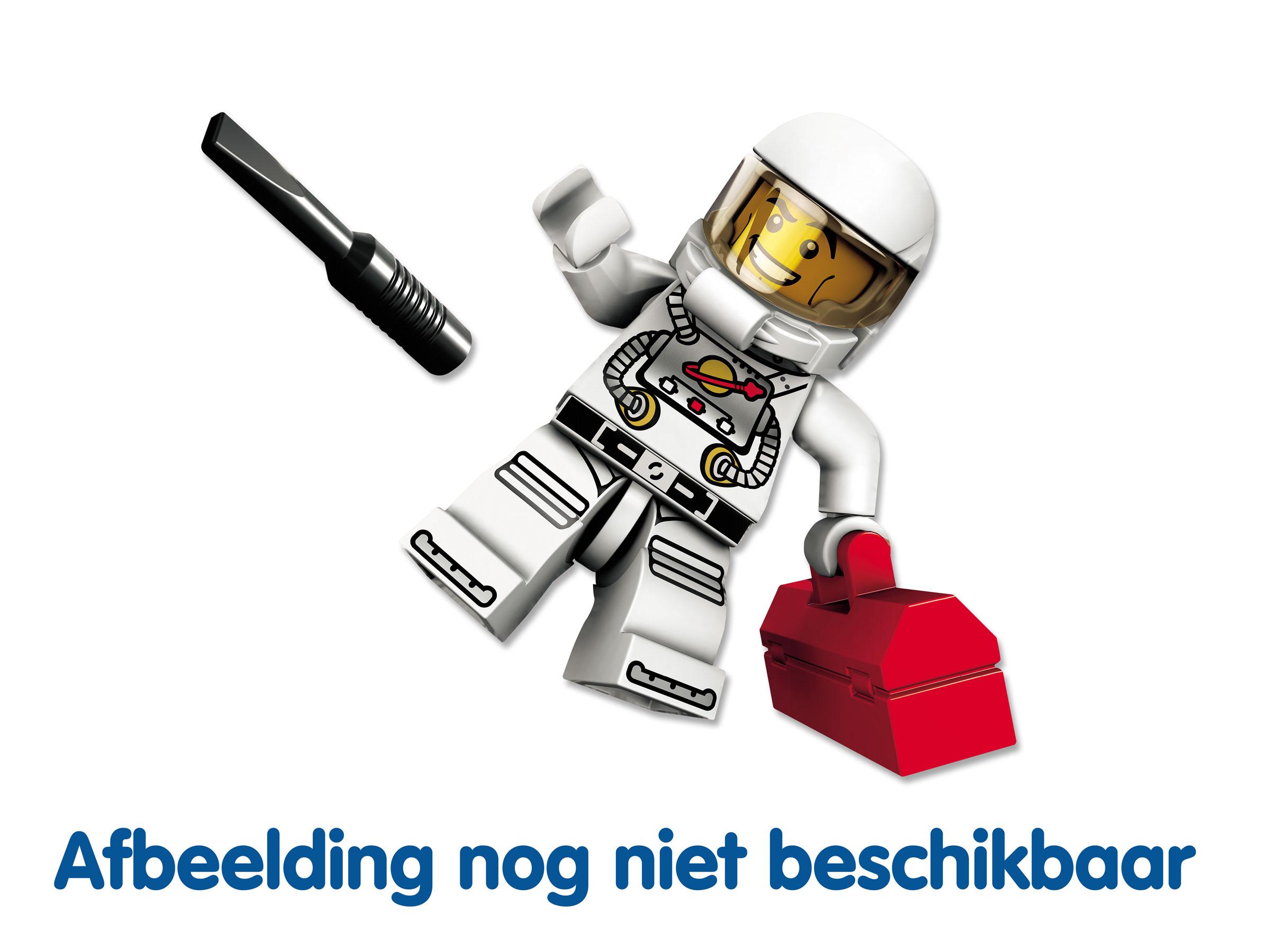 LEGO Juniors Cars 10730 Bliksem McQueen snelle lanceerder