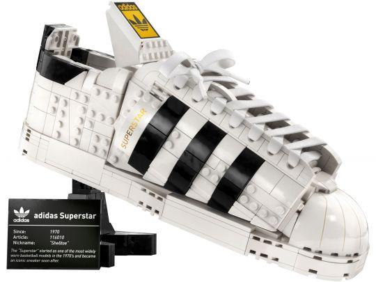 LEGO 10282 Adidas Originals Superstar