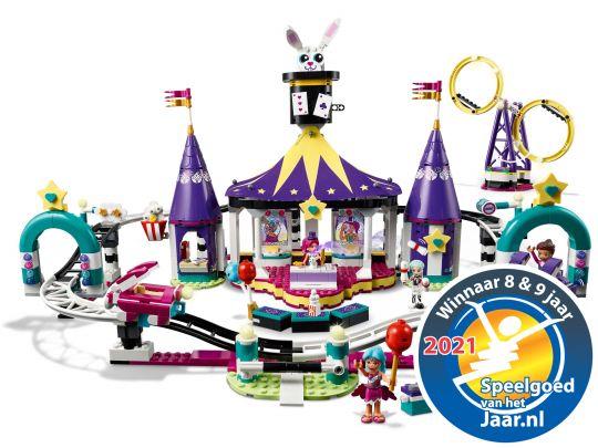 LEGO Friends 41685 Magische kermisachtbaan