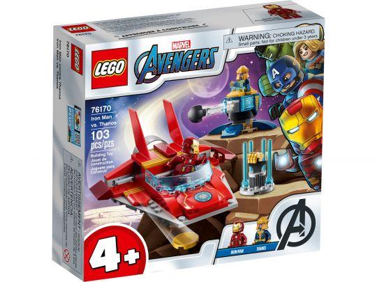 LEGO Super Heroes 76170 Iron Man vs. Thanos