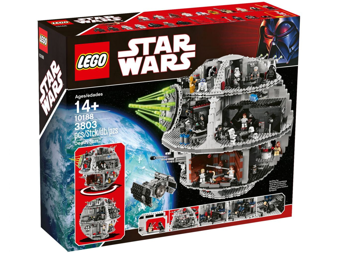 LEGO Star Wars 10188 Death Star