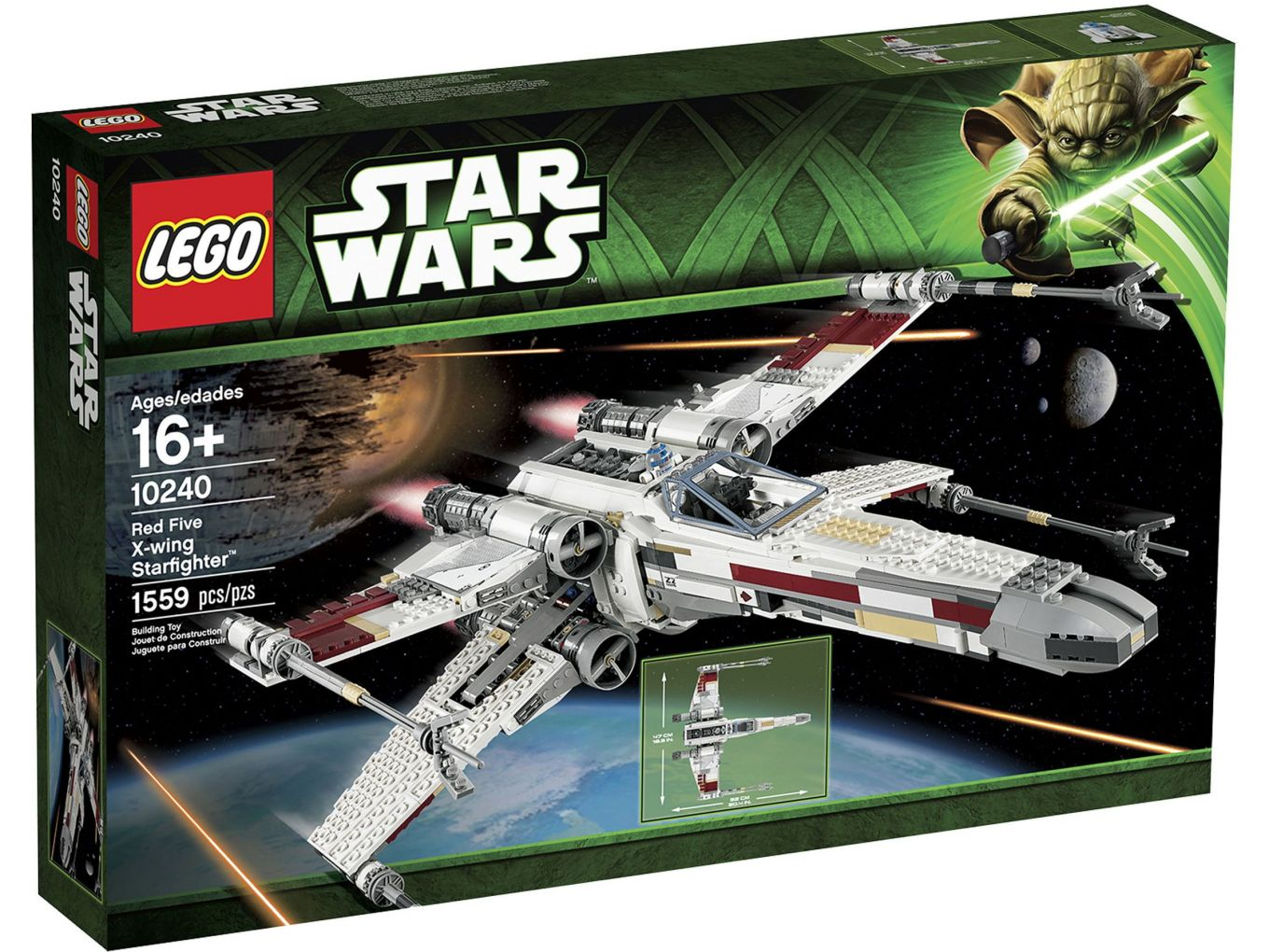 LEGO Star Wars 10240 Red Five X-wing Starfighter