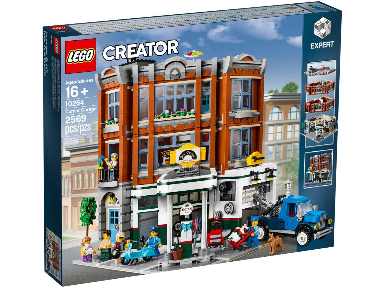 LEGO 10264 Garage op de hoek