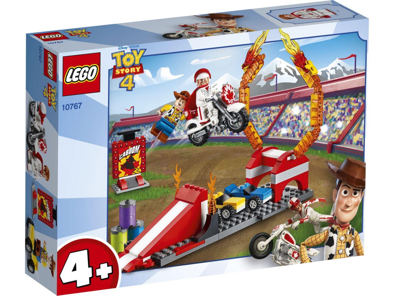 LEGO Disney 10767 Graaf Kaboems stuntshow