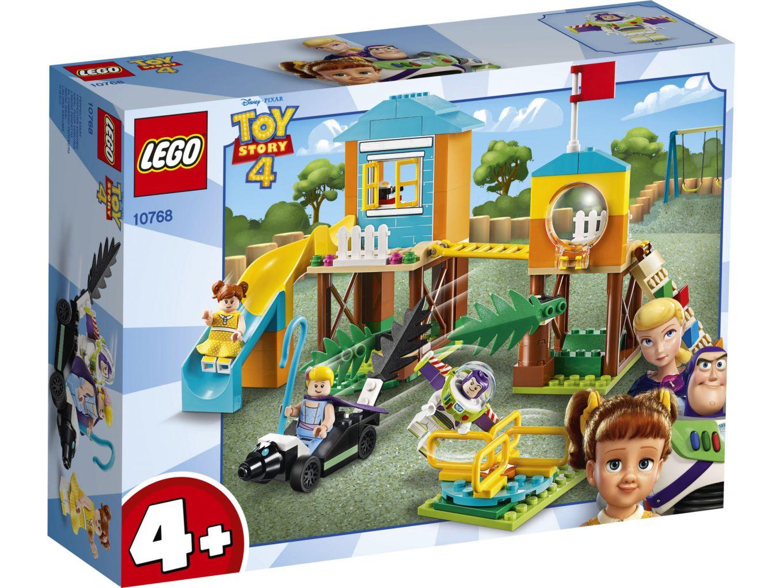 LEGO Disney 10768 Speeltuinavontuur van Buzz en Bo Peep