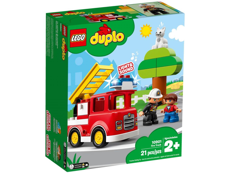 LEGO Duplo 10901 Brandweertruck