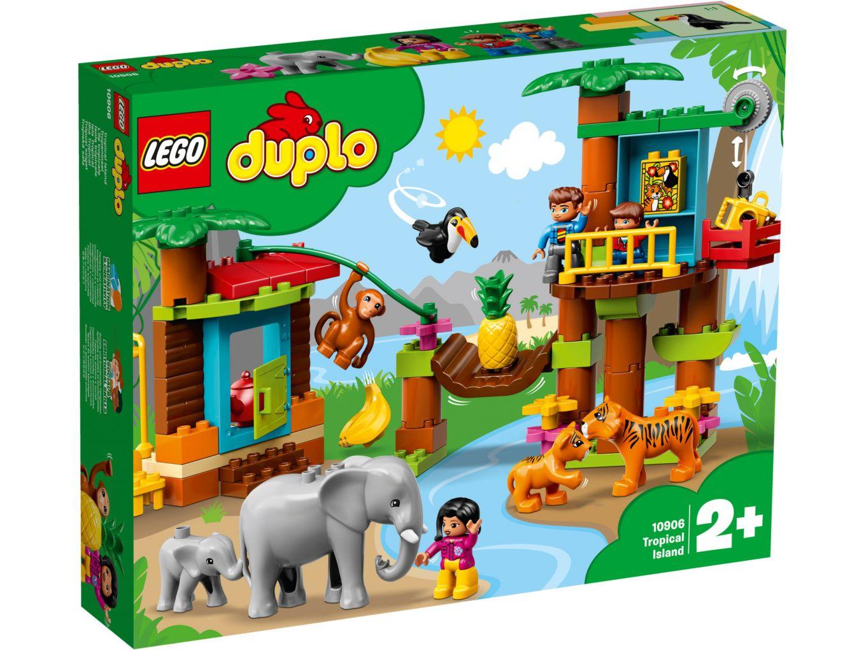 LEGO Duplo 10906 Tropisch eiland