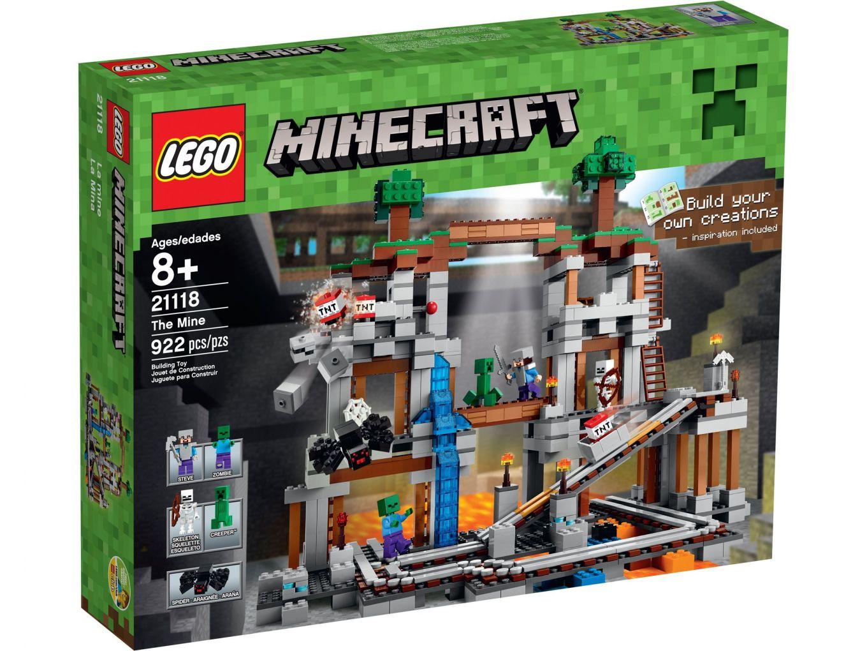 LEGO Minecraft 21118 De Mijn