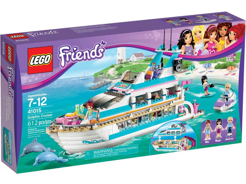 LEGO Friends 41015 Dolfijn Cruiser