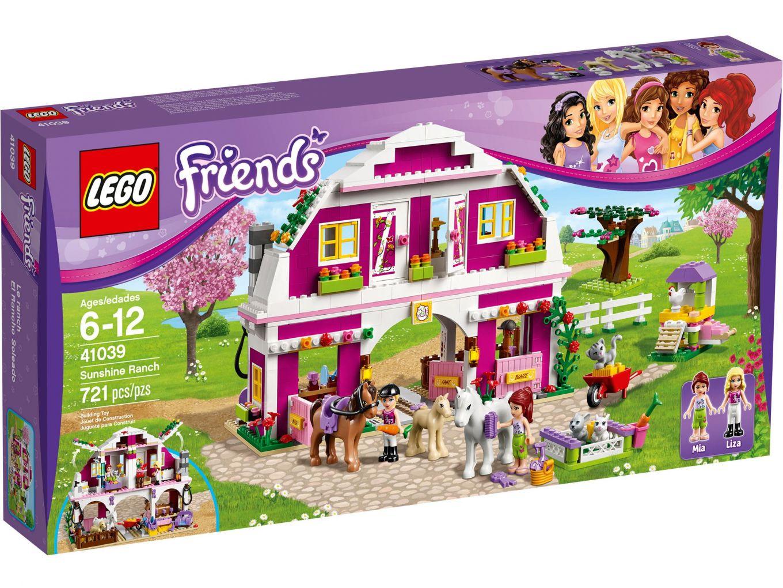 Lego friends sunshine ranch jouw online lego shop