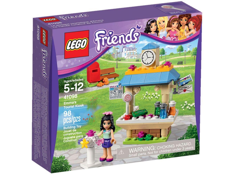 LEGO Friends 41098 Andrea's Toeristenkiosk