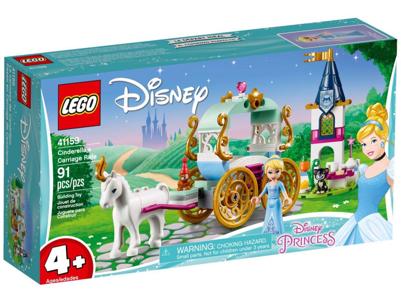 LEGO Disney 41159 Assepoesters koetstocht