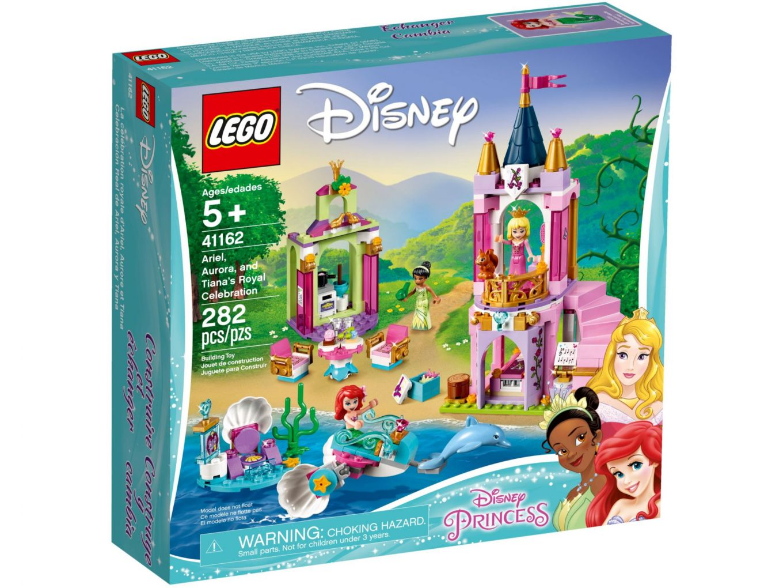 LEGO Disney 41162 Ariël Aurora en Tiana viering