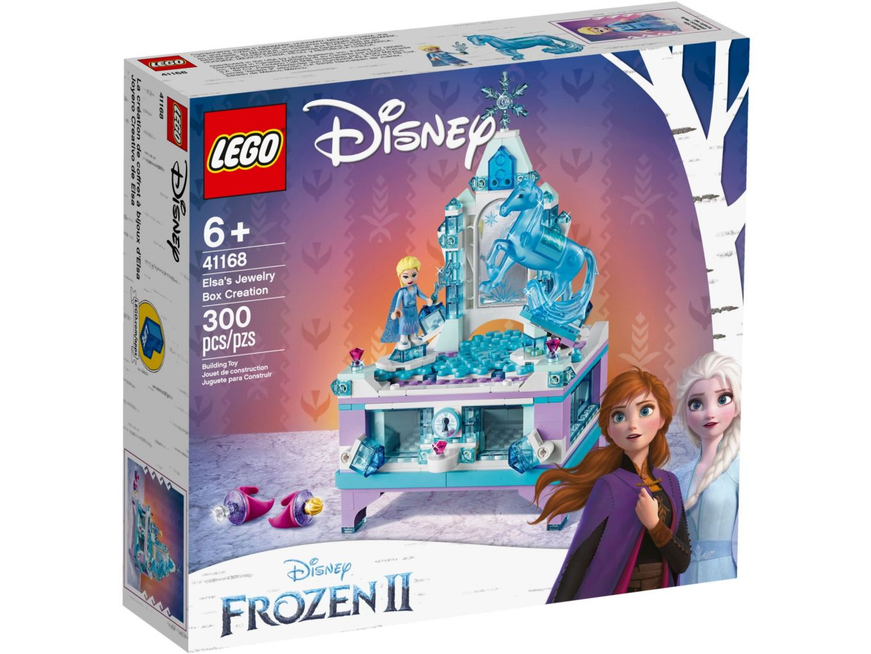 LEGO Disney Frozen 41168 Elsa's sieradendooscreatie
