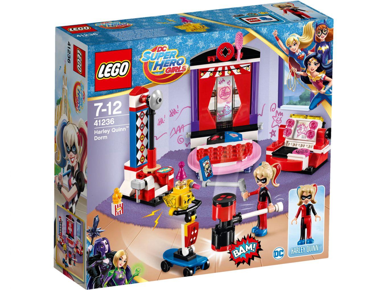 LEGO DC Super Hero Girls 41236 Harley Quinn nachtverblijf