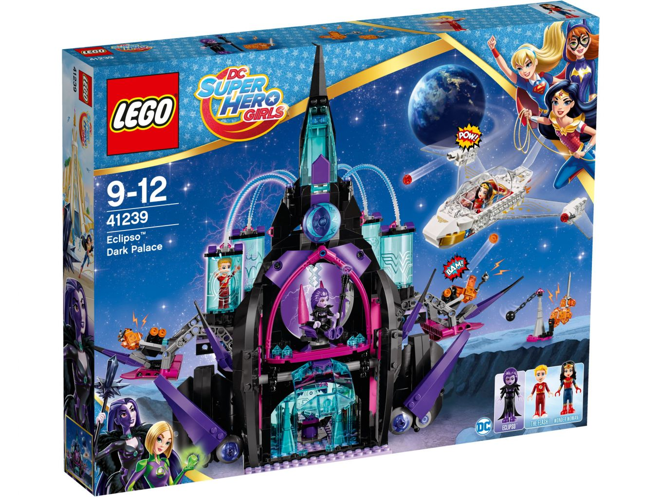 LEGO DC Super Hero Girls 41239 Eclipso Duister paleis