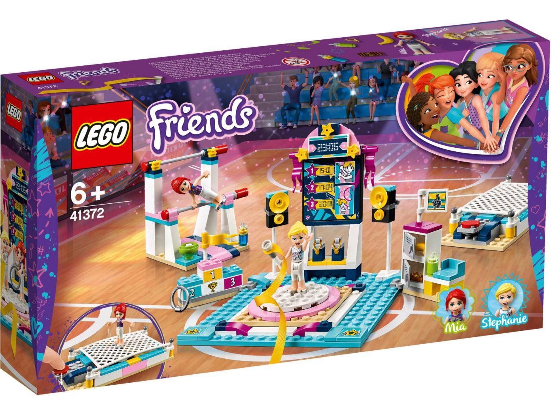 LEGO Friends 41372 Stephanie's turnshow