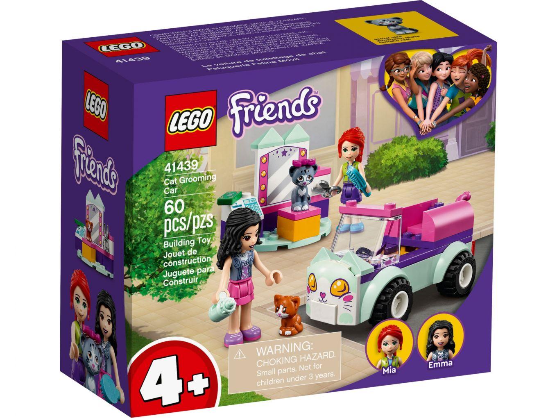 LEGO Friends 41439 Kattenverzorgingswagen