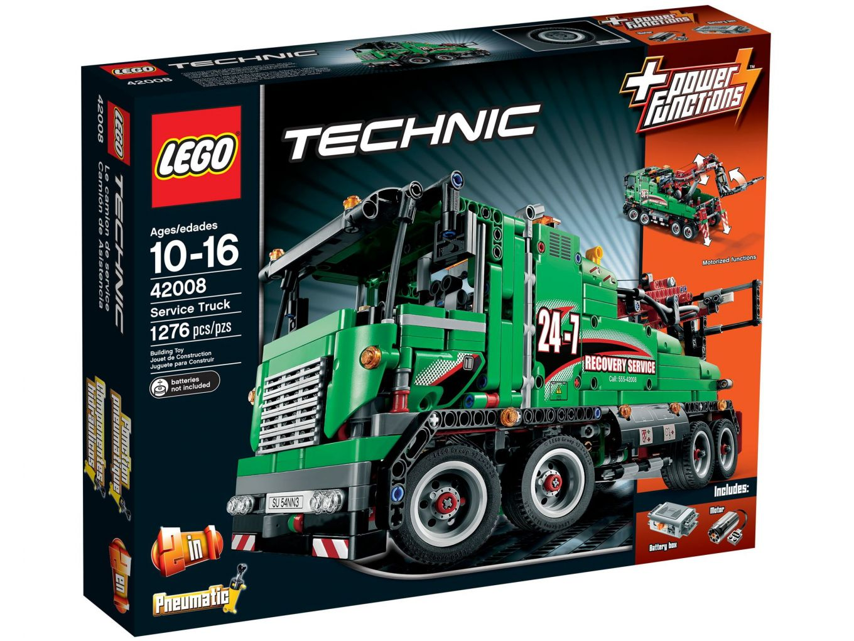 LEGO Technic 42008 Sleeptruck