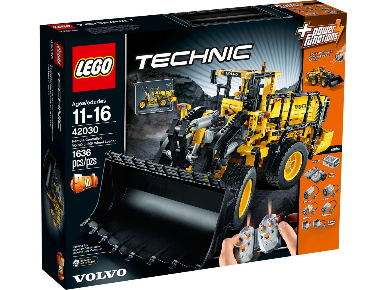 LEGO Technic 42030 Bedienbare Volvo L350F Wiellader
