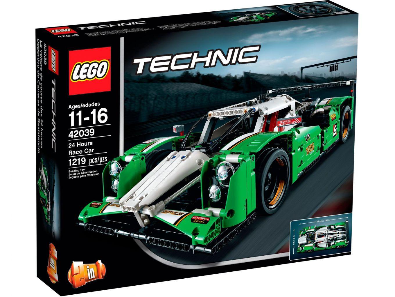 LEGO Technic 42039 24-uur Racewagen
