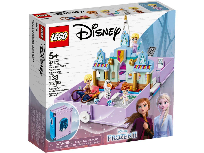 LEGO Disney 43175 Anna's en Elsa's verhalenboekavonturen