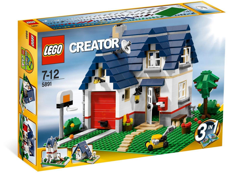 LEGO Creator 5891 Huize Appelboom