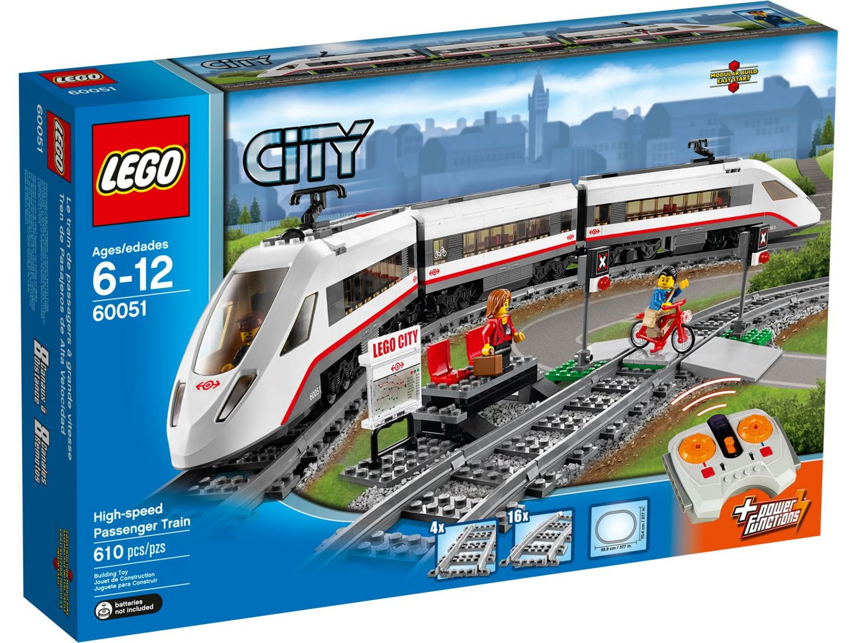 LEGO City 60051 Hogesnelheids Trein