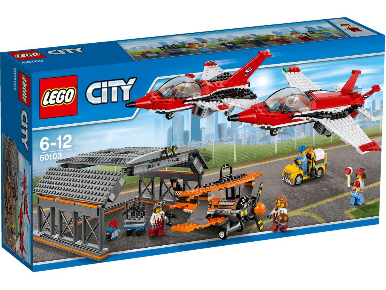 LEGO City 60103 Vliegveld Luchtvaartshow