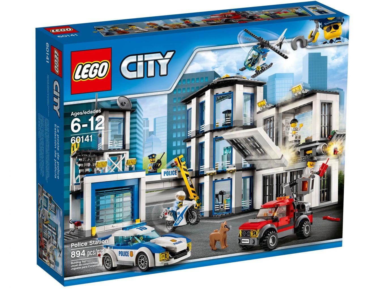LEGO City 60141 Politie Bureau