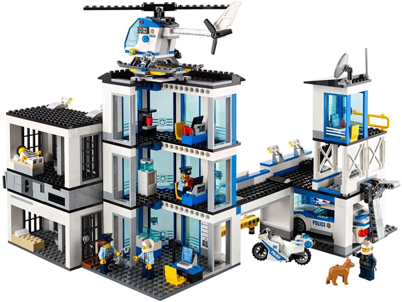 Lego city politie bureau jouw online lego shop