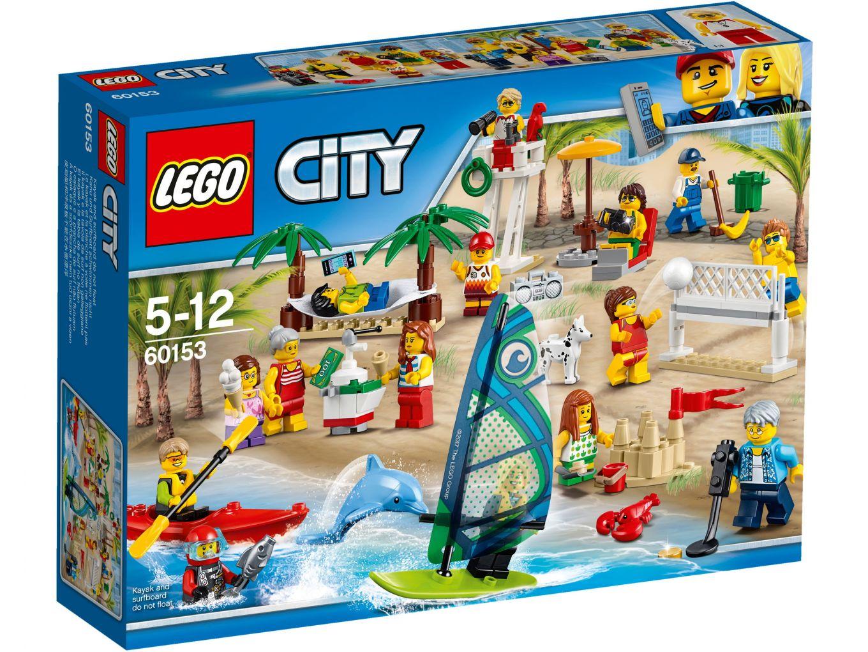 LEGO City 60153 Plezier aan het strand