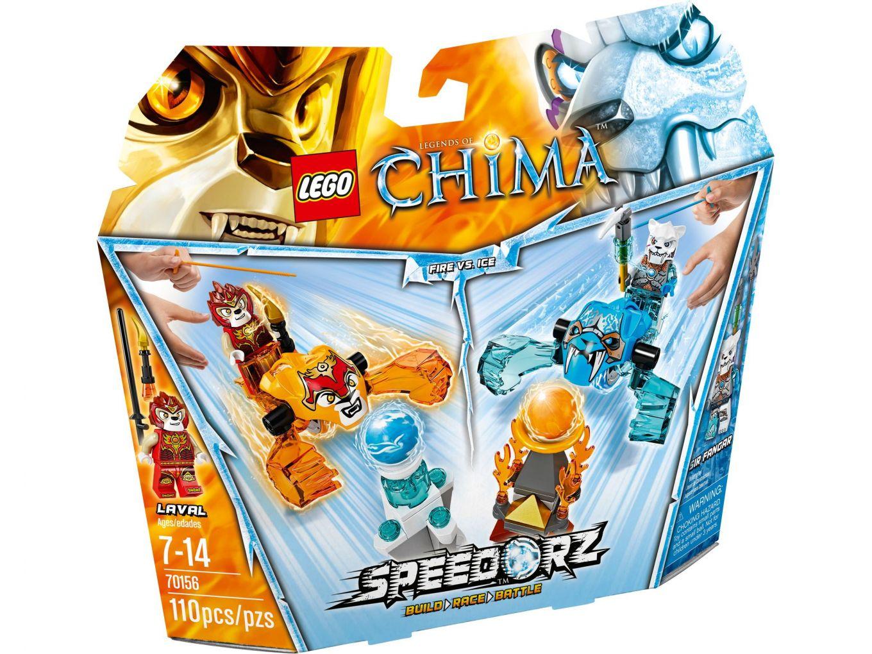 LEGO Chima 70156 Vuur vs. IJs