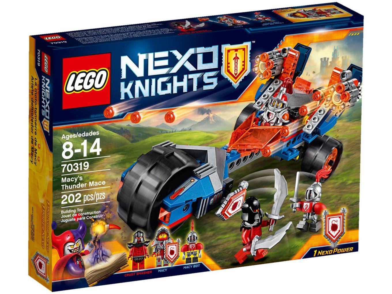 LEGO Nexo Knights 70319 Macy's Donderknots