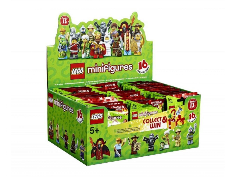 LEGO 71008 Doos Minifigures Serie 13