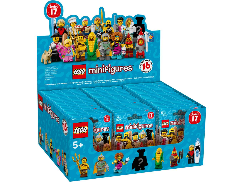 LEGO 71018 Doos Minifigures Serie 17