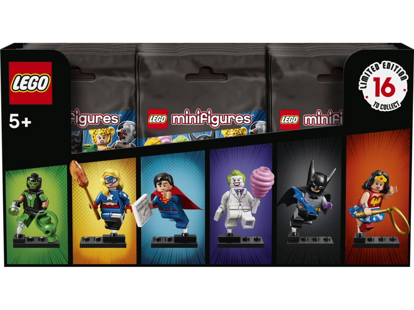 LEGO 71026 Display Minifigures DC Super Heroes Series