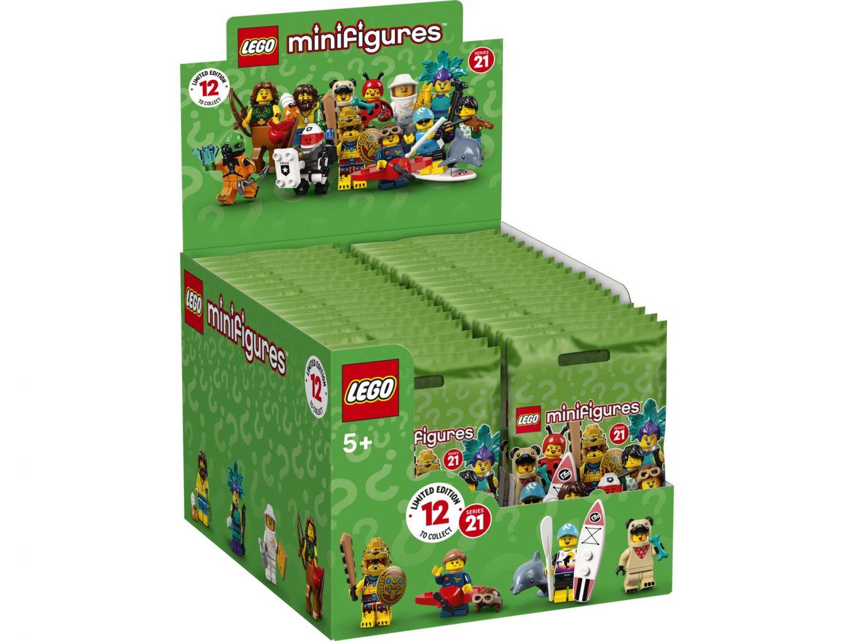 LEGO 71029 Doos Minifigures Serie 21