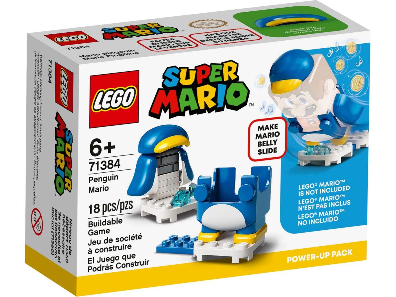LEGO Super Mario 71384 Power-uppakket: Pinguïn-Mario